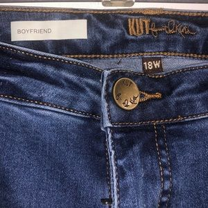 Kut from the Kloth 18w Boyfriend Jeans